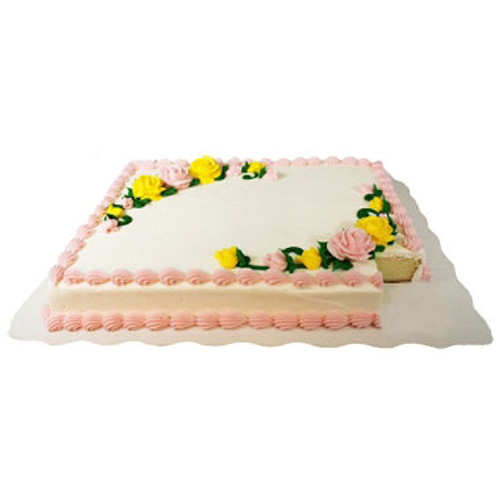 Fresh Baked Sheet Cake -Local Delivery ONLY
