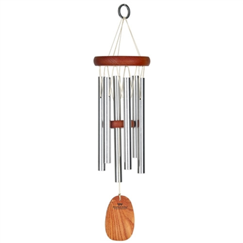 Amazing Grace Chime Silver by Woodstock -Small