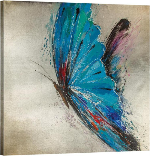 BUTTERFLY CANVAS ART