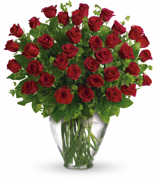 My Perfect Love -24 Perfect Red Roses
