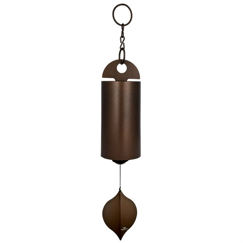Heroric Windbell Chime by Woodstock -Large Antique Copper