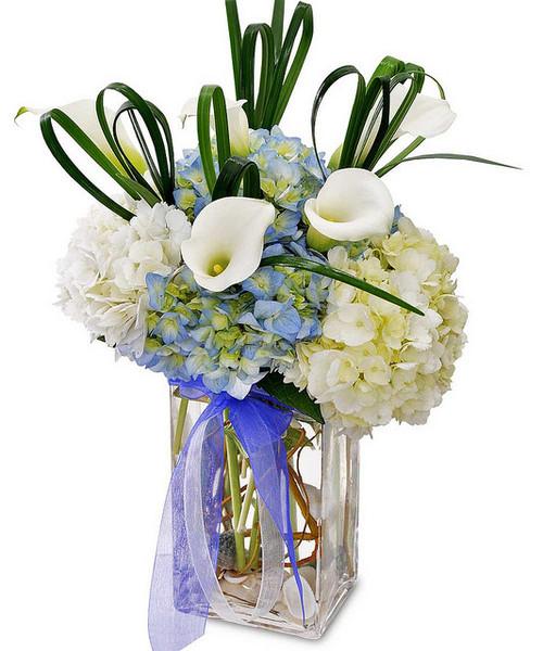 Blue Belle Bouquet