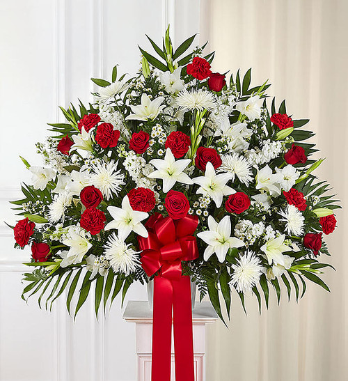 Traditional Funeral Bouqet - Your Way!