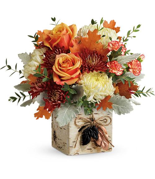 Fall In Bloom Bouquet