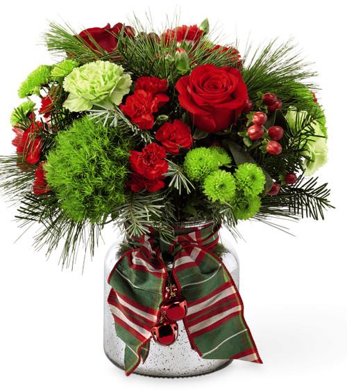 Jingle Bells Bouquet  19-c9