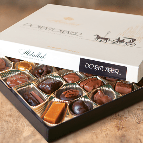 Downtowner Assortment of Chocolates