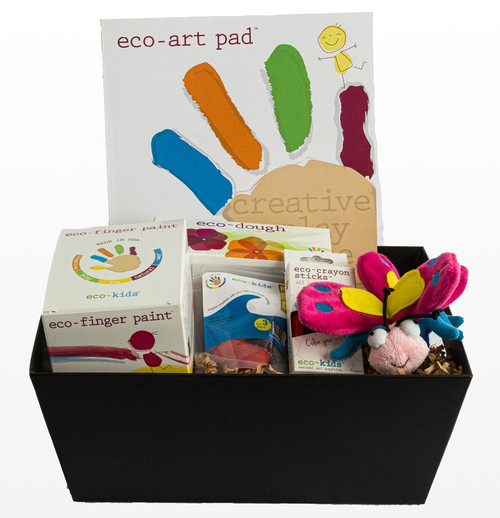 """""""We Are All Yuppie Kids"""" Gift Box by Eco-Kids"""