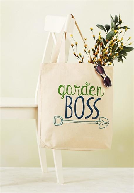 Garden Boss Tote