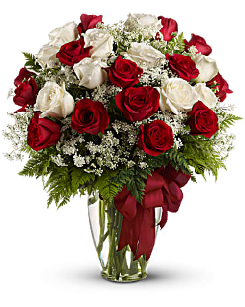 Love's Divine-24 Roses