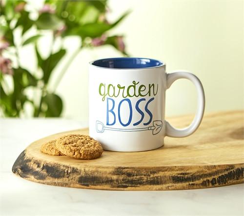 Garden Boss Mug, 16oz.