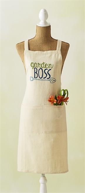 Garden Boss Apron