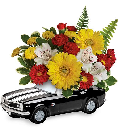 '67  Chevy Camero  Bouquet