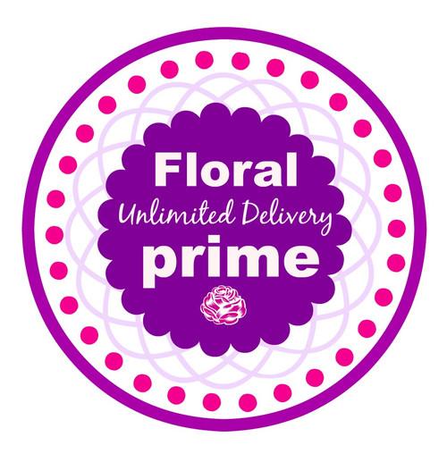 Floral Deilvery PRIME Membership