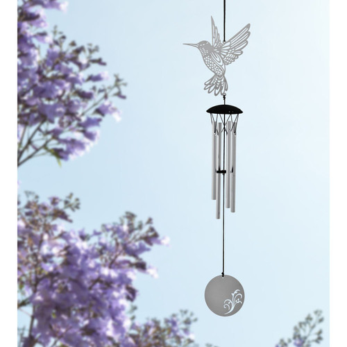 Flourish Chime by Woodstock -Hummingbird