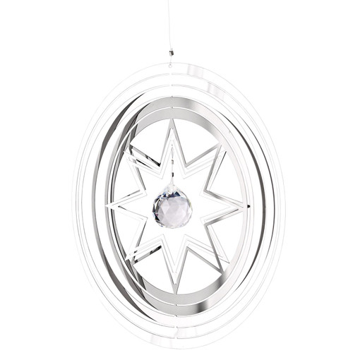 Shimmers Suncatcher by Woodstock - Crystal Star