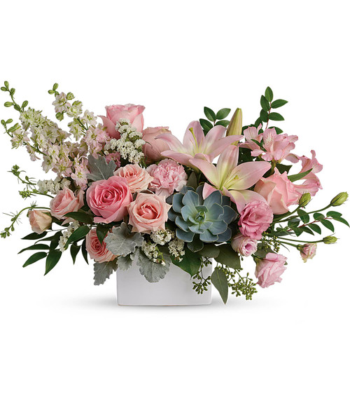 Hello Beautiful Boxed Bouquet
