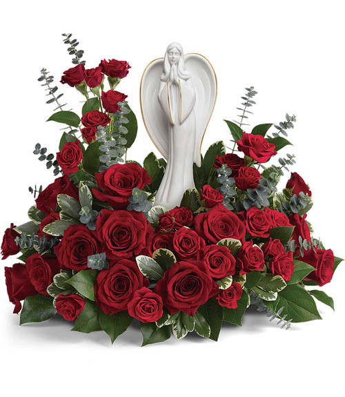 Forever our Angel Bouquet