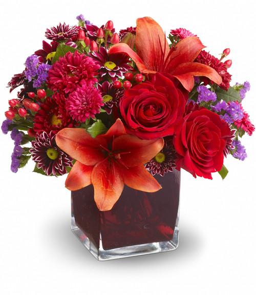 Autumn Grace  Bouquet