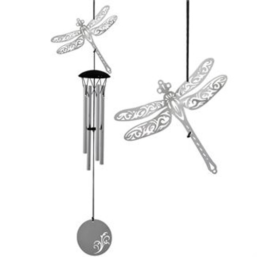 Flourish Chime by Woodstock- Dragonfly