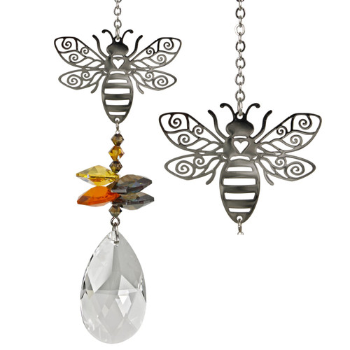 Crystal Fantasy  by Woodstock - Bumble Bee