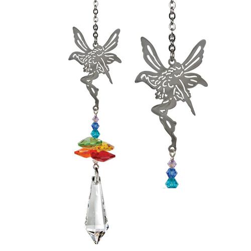 Crystal Fantasy by Woodstock - Rainbow Fairy