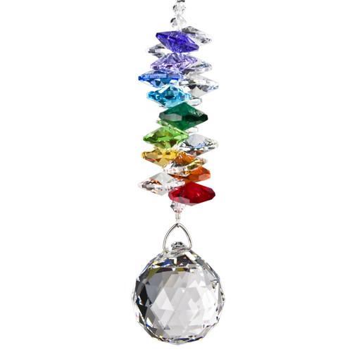 Crystal Grand Cascade - Rainbow