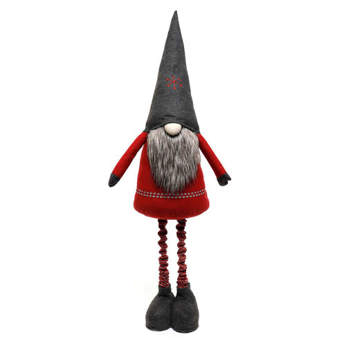 """41"""" TO 68"""" GNOME WITH EXPANDABLE LEGS"""