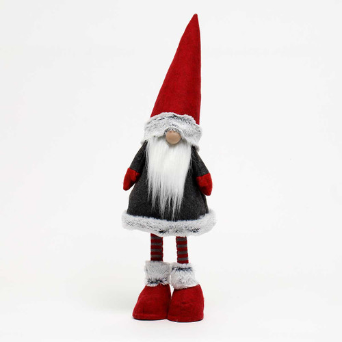 """24"""" BOUNCY GNOME WITH RED HAT"""