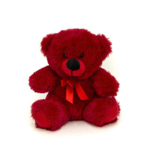 Super Cute Red Bear