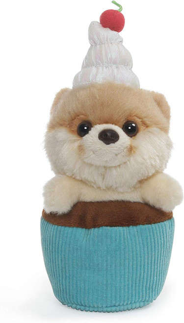 Itty Bitty Boo Cupcake Plush  by GUND