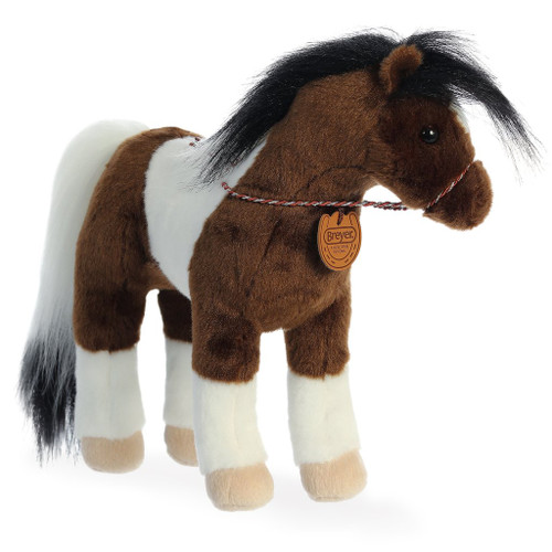 """13"""" Paint Horse By Breyer"""