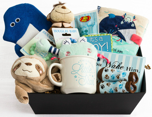 Oh What a Joy! Baby Shower or New Arrival Gift Box