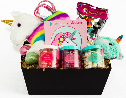 Crazy for Unicorns  Gift Box