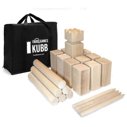 Kubb Game Regulation Set by Yard Games
