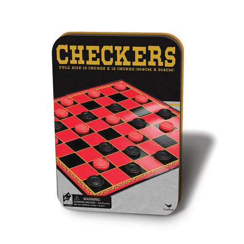 Checkers in a Durable Storage Tin