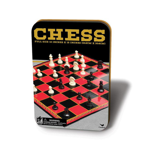 Chess in a Durable Storage Tin