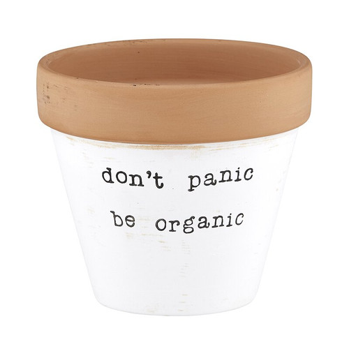 """""""Plant One On Me"""" Planter"""