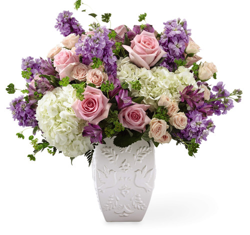 Peace and Hope Lavender Bouquet