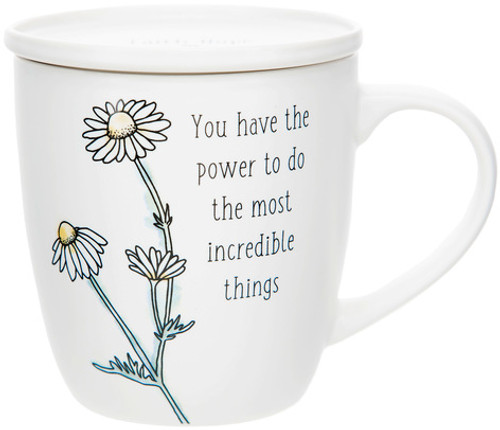 Life is Tough but So are YOU! -17 oz with Coaster Lid