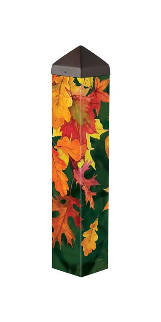 "Autumn Leaves 20""  Art Pole"