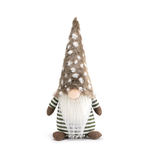 """14"""" Woodland Brown Gnome"""