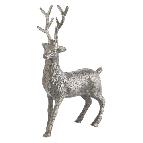 Metal  Musk Statuette - Two Sizes Available