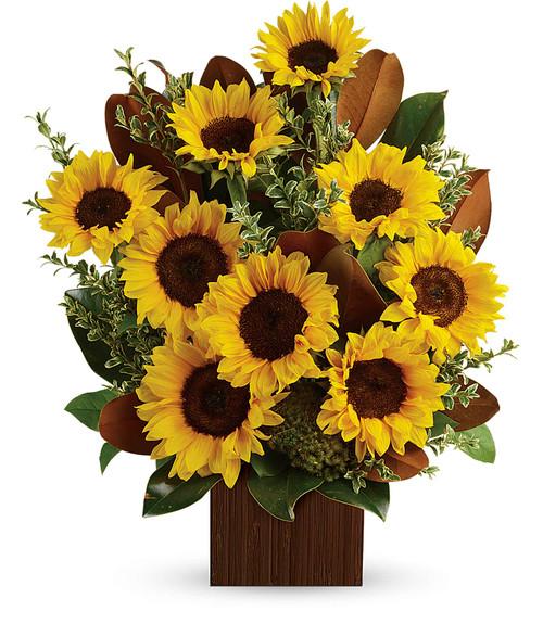 You're Golden Bouquet