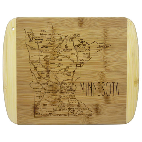 """11"""" Minnesota Cutting and Serving Board - A Slice of Life"""