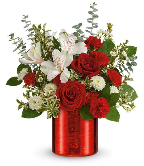 Crimson Crush Bouquet