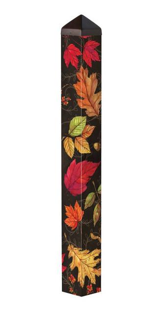 """Autumn Symphony 40"""" Art Pole"""