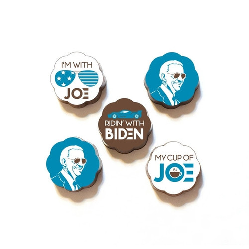 Joe Biden Chocolates (Box of 5)