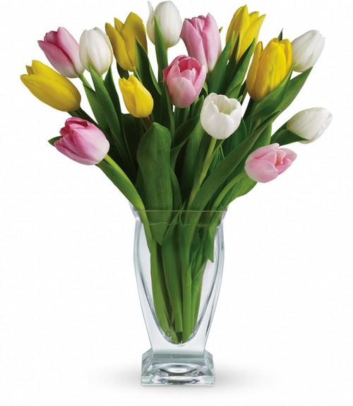 Tulip Treasure Bouquet
