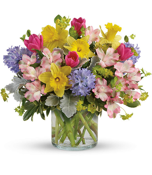 Springtime is Here Bouquet