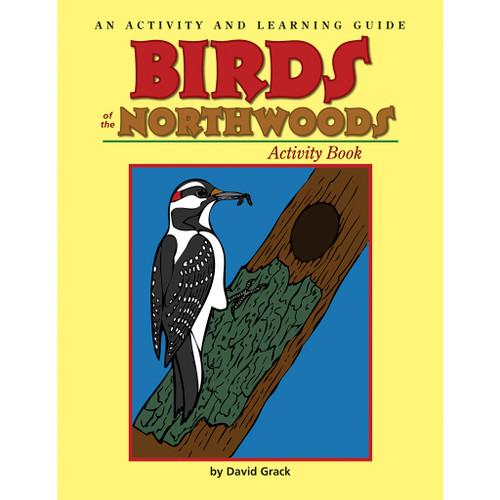 Birds of the Northwoods Activity Book